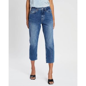 TopshopStraight 牛仔裤
