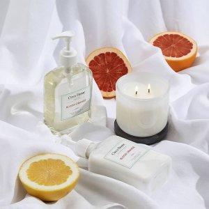 返$30+送手霜340ml、4件套Circa Home 澳洲小众环保香氛 Glasshouse姐妹品牌