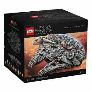 $940(原价$1299.95)星球战死忠粉限量收藏Lego乐高 Star Wars星球大战系列豪华千年隼号促销