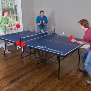 $123.99(原价$249.99)EastPoint Sports EPS 3000 家庭娱乐乒乓球桌