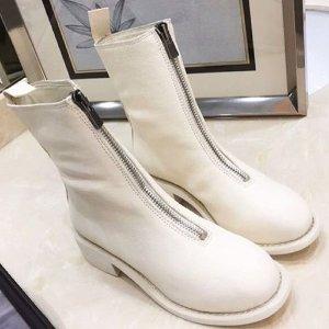 满额8.8折 收郭碧婷、王子文同款Guidi 弄潮儿最爱的人气美靴专场 一秒气场全开
