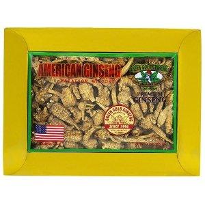 Bullet American Ginseng Round Tail 3oz box
