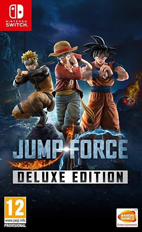 JumpForce 豪华版 (Nintendo Switch)