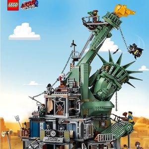 $399.99  VIP买送3重好礼新品上市:Lego 乐高 大电影2系列之 欢迎来到Apocalypseburg 70840