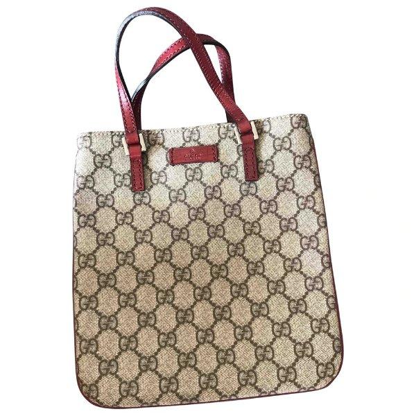 Leinen Shopper 195 Gucci