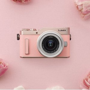 $439Panasonic Lumix DC-GF9 4K Selfie Camera with 12mm – 32mm Lens