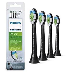PhilipsW2 美白刷头4个