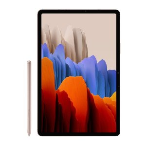 """$423.99 学生福利Galaxy Tab S7 11"""" 128GB 平板电脑 送Galaxy Buds Pro"""