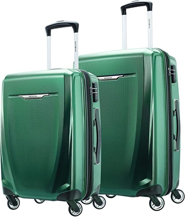Winfield 3 DLX 行李箱2件套组合