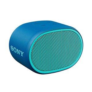 $13 挑战便携极限提前享:SONY SRS-XB01 蓝牙音箱 四色可选