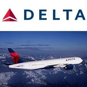 From  $77Delta Airline Airefare Deal