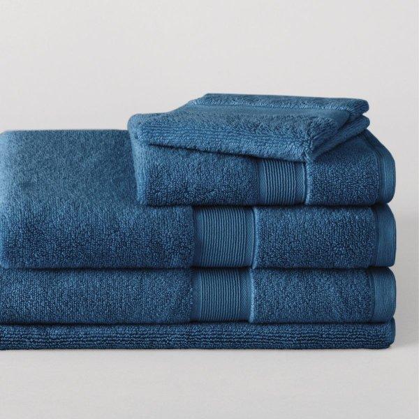 长棉绒毛巾