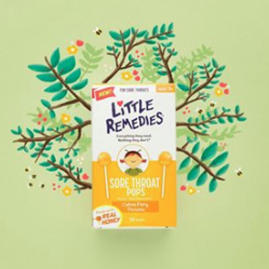 As Low As $2.9Little Remedies kids products @ Amazon