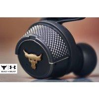 UA True Wireless Flash Headphones Project Rock 限量无线耳机
