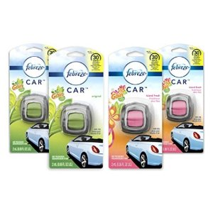$7.73Febreze Car Air Freshener (4 Count.06 fl oz) @ Amazon.com