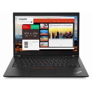 Lenovo折扣码''CANADA15''T480s(i58350u,8GB,256GB)