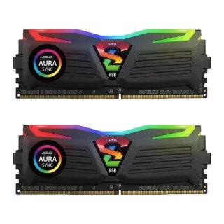 $109.99GeIL SUPER LUCE RGB 16GB (2x8GB) DDR4 3000 内存