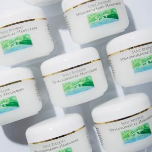 125ml透明质酸乳霜仅€8.5德货之光:Sanct Bernhard 天然保健品和化妆品 注册就有好礼相送