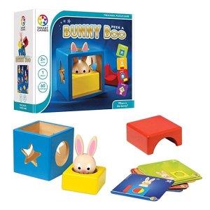 Smart GamesBunny Peek-a-Boo 兔兔抓迷藏