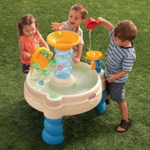 $54.99(原价$72)Little Tikes 小泰克旋转球儿童玩水桌