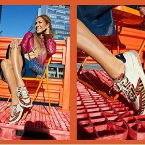 £125起 参与活动免费赢取封面款!Coach官网 新款运动鞋上架 参与活动再送鞋!