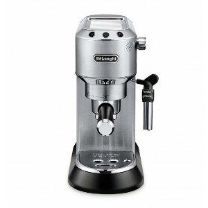 $229.95DeLonghi 德龙Dedica Deluxe 手动浓缩咖啡机 可打奶泡
