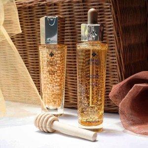 Guerlain 全线美妆护肤热促 收宝石口红,兰花系列,蜂资系列