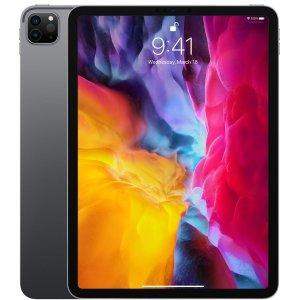 £769/£969 起售全新 iPad Pro 11/12.9 2020 搭载A12Z处理器 双摄 激光雷达