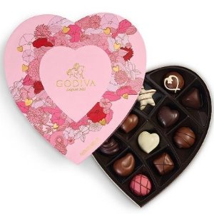 Extra 20% Off Godiva  Chocolate On Sale @ macy's