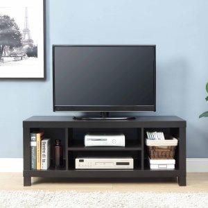 $38.9Mainstays 电视架,可容纳42寸电视