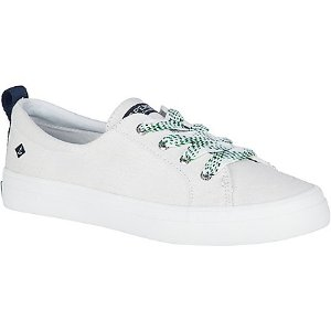 SperryCrest Vibe Checkered Lace Sneaker
