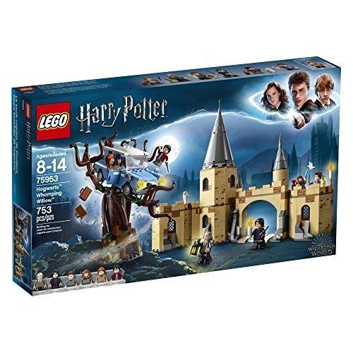 Harry Potter系列 霍格沃茨城门与打人柳 75953