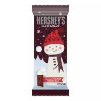 Hershey's 3.5iz 圣诞巧克力bar