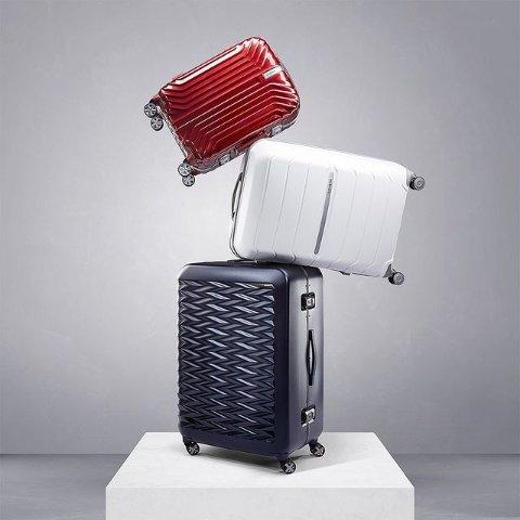 低至2.5折+变相8折 $90起Samsonite 新秀丽行李箱 Evoa也参加 明星款Freeform$220起