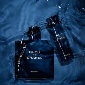 变相8折+送小样!£63收女士香水Chanel 香奈儿全场香水罕见大促!收蔚蓝男士香水!陈伟霆同香