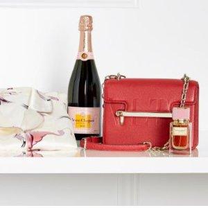 £28起 美妆美衣巧克力香槟一网打尽Harrods 情人节送礼指南上线 现在下单享次日送达服务