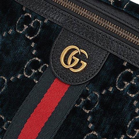 腰包仅£525 容量超大 新款小酒神也有百镑Gucci带回家 男女通用腰包做圣诞礼物最棒啦