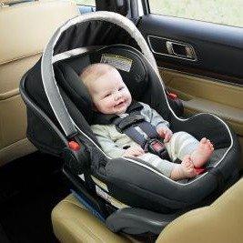 购婴儿安全座椅,底座可享半价GRACO 婴儿安全座椅特卖 一车一个底座,接娃超方便