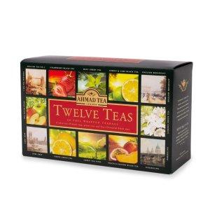 $8.9 每包$0.14Ahmad Tea 草本茶礼盒装 混合果味 60包