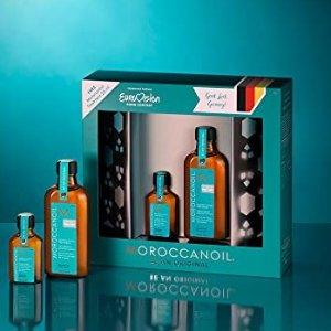 Moroccanoil经典版 一大一小护发油