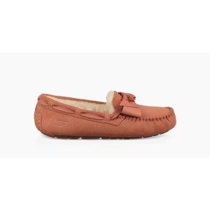 UGG乐福鞋