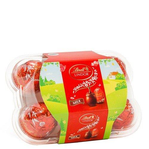Lindor 软心球巧克力蛋 6颗
