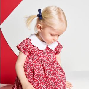 这个牌子现在在国内超级火,快给小宝贝收一件法国顶级童装品牌Jacadi全场5折啦