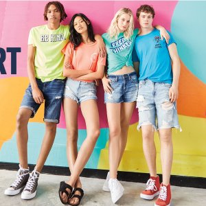 50-70% OffNew Styles @ Aeropostale