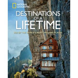 为环游世界准备国家地理 人生必去的225个地方