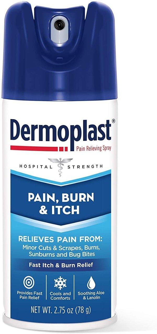 Dermoplast 止痛止痒喷雾 2.75 Oz