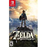 Nintendo 塞尔达传说:荒野之息