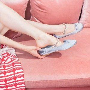 低至4折 小公主鞋Miu Miu 精选美鞋热卖