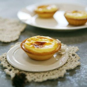 30 Mins to CookEasy Recipe to Make Egg tart