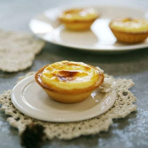 30 Mins to CookEasy Recipe to Make Egg tart